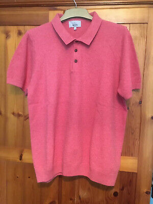 Mens Marks And Spencer Cotton Polo Shirt Large • 3.99£