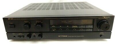$149.95 • Buy Vintage Nakamichi SR-2A Stereo Receiver STASIS Amplifier ~ TESTED ~ MADE JAPAN