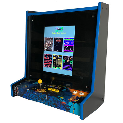£599 • Buy Wall Mounted Bartop Style Arcade Machine - Multigame Theme 60 Games Included