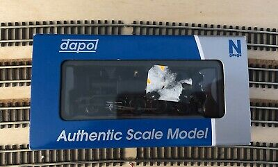 Dapol N Gauge Class 45xx Black With Early Crest • 30£