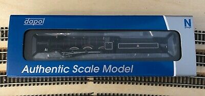 Dapol N Gauge Ditcheat Manor 7821 Mixed Traffic BR Black Early • 80£
