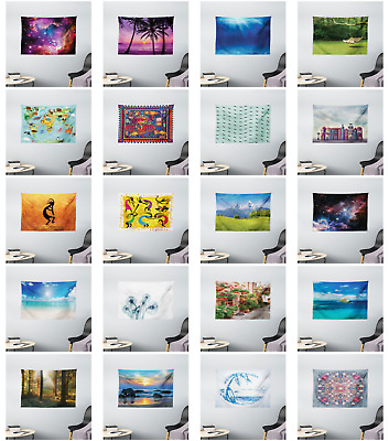 Wide Tapestry Wall Hanging Decor Bedroom Living Room Dorm By Ambesonne • 12.09£