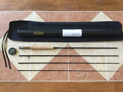 $589 • Buy Sage ONE 690-4 9ft 6wt 4pc Fly Fishing Rod W/tube & Sock (for 6wt Line Reel)