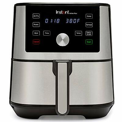 $118.79 • Buy Instant Vortex Plus 6-in-1 Air Fryer, 6 Quart, 6 One-Touch Programs, Air Fry