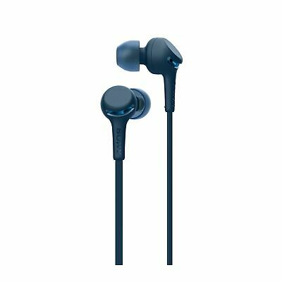 AU77 • Buy Sony NEW - WIXB400L - WI-XB400 EXTRA BASS Wireless In-ear Headphones (Blue)