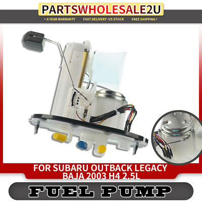 $65.29 • Buy Fuel Pump Module Assembly For Subaru Legacy Outback 2000-2003 Baja 2003 H4 2.5L
