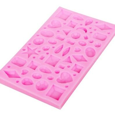 Jewels/gems Silicone Mould/mold-cabochons-jewellery Moulds-epoxy Resin Shaker  • 5.50£