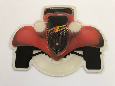 ZZ Top Gimme All Your Lovin Vinyl  Picture Disc Single EX/EX • 24.99£