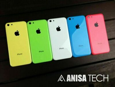 Apple IPhone 5C 8GB 16GB 32GB White Blue Green Pink Yellow Unlocked Graded  • 54.99£