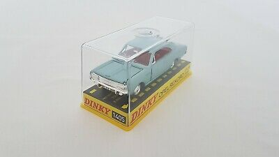 £17.95 • Buy Atlas Dinky Cars - 1405 Opel Rekord Coupe 1900 (Heavy Model, Opening Features)