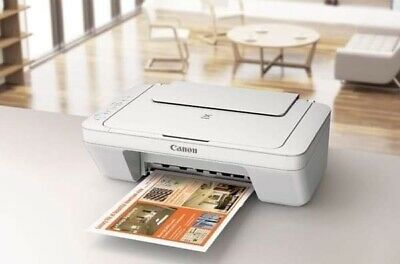 View Details Canon PIXMA MG2522 Wired All-in-One Color Inkjet Printer -INK INCLUDED • 69.99$