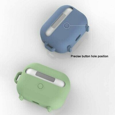 $ CDN6.78 • Buy For Apple AirPods Pro HOT Wireless Charging Case Silicone Protectives Cover Skin