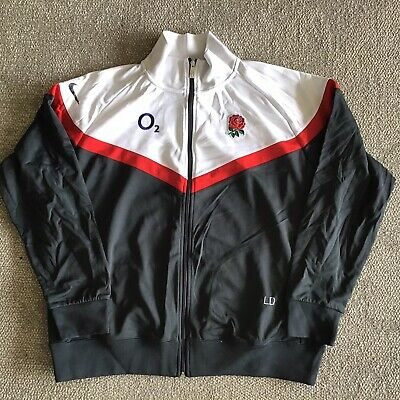 Louis Deacon's England Rugby Anthem Jacket & Bottoms - 2XL • 100£