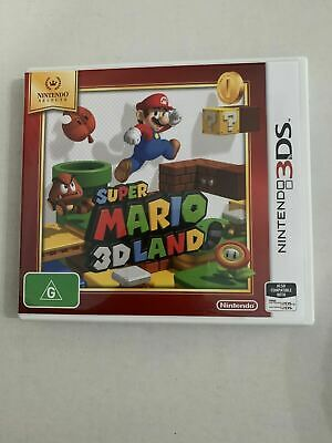 £25.34 • Buy Super Mario 3D Land 3DS Game NEW