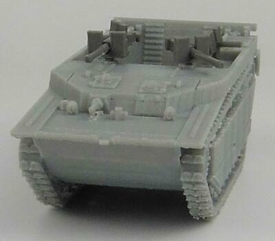 £20 • Buy 28mm 1/56 3D Printed WWII US Landing Craft Tracked Buffalo Bolt Action Suitable