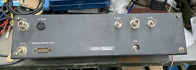 Racal Station Control Unit /antenna Interface ST791689 • 125£