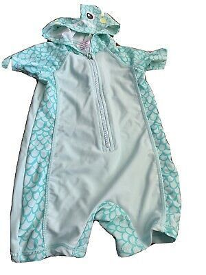 3x Babyboy Uv Suit Age 9-12 Months • 4£