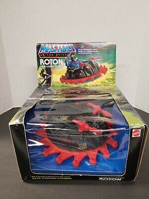 $210 • Buy Vintage 1983  Masters Of The Universe Motu He Man Roton Vehicle Misb Sealed Moc