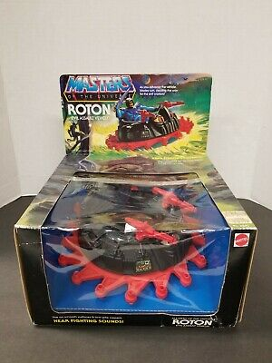 $260 • Buy Vintage 1983  Masters Of The Universe Motu He Man Roton Vehicle Misb Sealed Moc