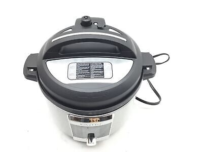 $9.99 • Buy Instant Pot Ultra 10-in-1 Electric Pressure Cooker, Slow Cooker, Rice Cooker, S