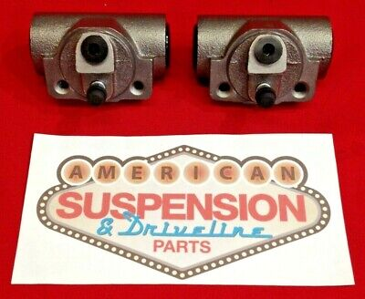 AU88 • Buy Chev 1974 - 1986 C10 Truck Rear Wheel Cylinder Set (pr) Use With 2 3/4  Shoes