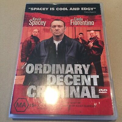 AU8 • Buy Ordinary Decent Criminal Kevin Spacey Movie Dvd Free Shipping