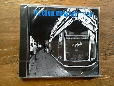 The Charlatans Melting Pot NEW SEALED CD BBQCD198 • 5£