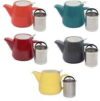 £11.99 • Buy 650ml Whittard Of Chelsea Pao Tea Pot With Infuser (7 Colours To Choose From)