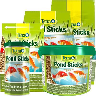 £15.03 • Buy Tetra Pond Floating Food Sticks For All Pond Fish Various Sizes