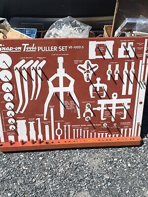 $200 • Buy SNAP-ON Master Interchangeable Puller Set Control Board Only