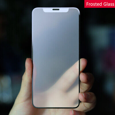 AU4.12 • Buy 1x Apple IPhone 8Plus 11 Pro XS Max XR X Matte Tempered Glass Screen Protector