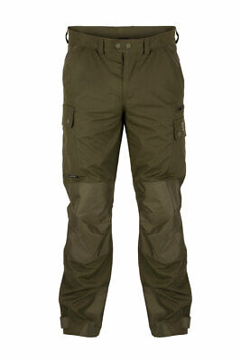 Fox Collection HD Green Un-lined Cargo Trousers - All Sizes - Carp Fishing *New* • 54.98£