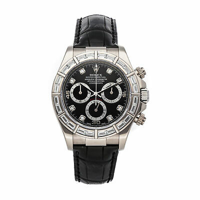 $ CDN90724.40 • Buy Pre-Owned Rolex Cosmograph Daytona 116589RBR