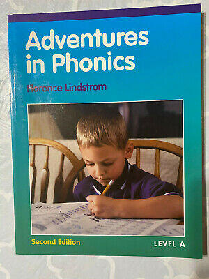 $ CDN9.25 • Buy Adventures In Phonics 2nd Ed Level A: Student Workbook By Florence Lindstrom