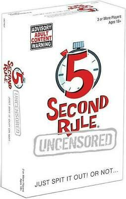 AU40 • Buy 5 Second Rule Uncensored