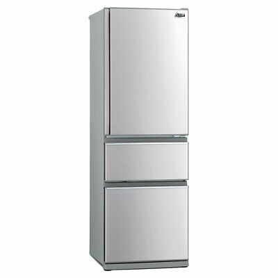 AU1295 • Buy NEW Mitsubishi Electric 402L Bottom Mount Fridge MR-CX402EJ-ST-A2