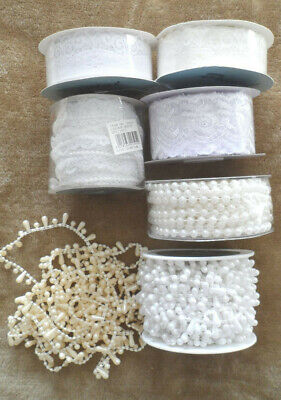 Lace And Pearls Assorted Rolls • 1.30£