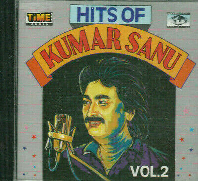Hits Of  KUMAR SANU Vol.2 CD * BOLLYWOOD * HINDI * INDIAN * • 15.99£