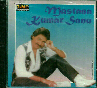 Mastana KUMAR SANU CD * BOLLYWOOD * HINDI * INDIAN * • 14.99£