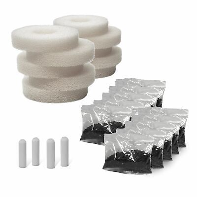 10x Compatible Biorb Service Kit Replacement Refill With Filter Media & Airstone • 13.49£