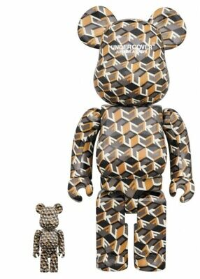 $360.76 • Buy BE@RBRICK Bearbrick UNDERCOVER 100 & 400 Medicom Toy Japan Limited