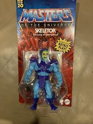 $34.99 • Buy Masters Of The Universe Origins Skeletor 5.5 Action Figure Walmart Free Shipping