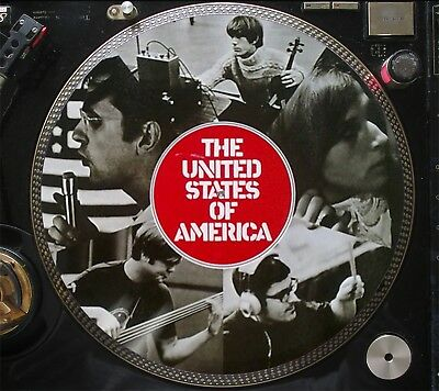 £169.91 • Buy The United States Of America -  American Metaphysical Circus 12  Picture Disc LP