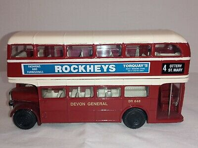 $ CDN43.11 • Buy Corgi Double Decker Devon General Model Bus