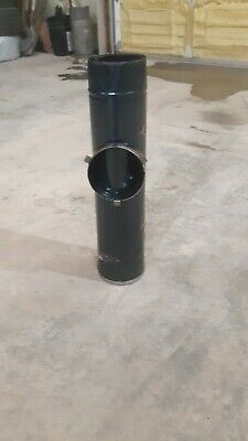 $90 • Buy M1950 Yukon Stove Pipe 8' Tall 5  Round 5 Pices Of Telescopic Portable Camping