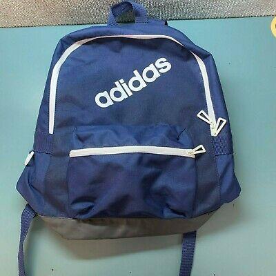 AU14.95 • Buy Addidas Blue Casual Backpack, Brand New
