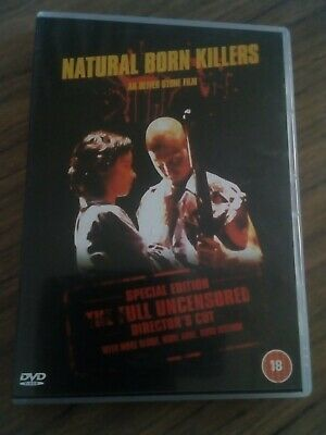 Natural Born Killers Dvd • 1£
