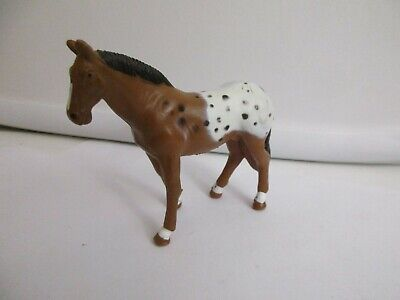 Funrise 1988 Appaloosa Horse Figurine Pre-owned Vintage • 4.94£