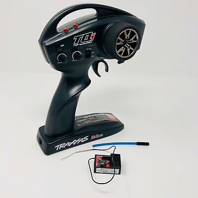 $ CDN172.62 • Buy Traxxas Rally 4WD Transmitter TQi 2.4GHz 6513 & 5 Ch Micro Receiver 6518 Set