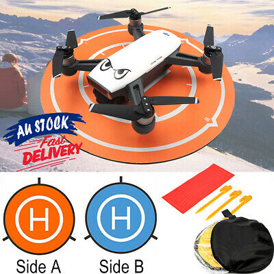 AU16.85 • Buy Compatible With DJI Spark Mavic Air Pro Landing Pad FPV Drone Launch Pad Parking